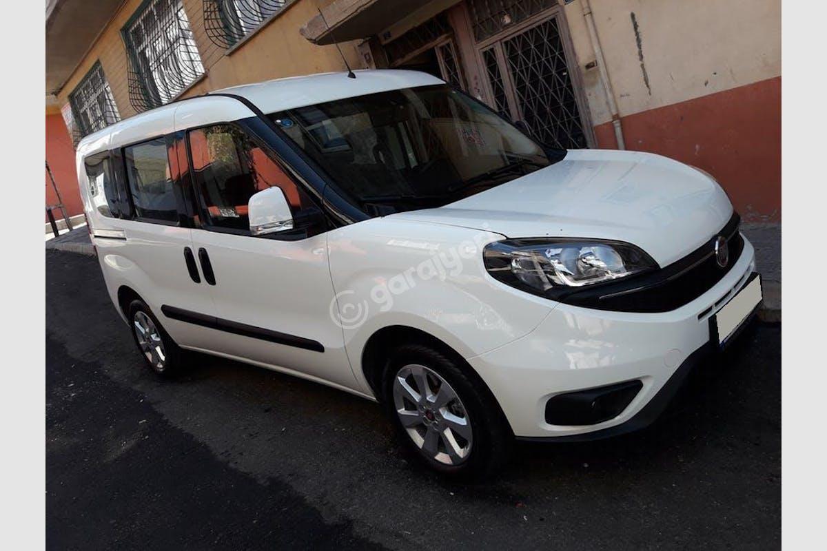 Fiat Doblo Şehitkamil Kiralık Araç 2. Fotoğraf