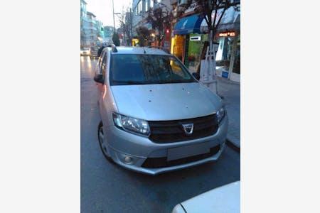 Kiralık Dacia Logan MCV , İstanbul Beşiktaş