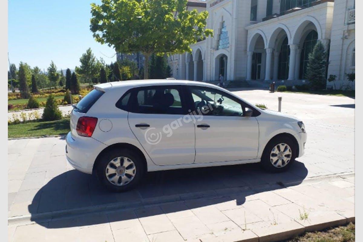 Volkswagen Polo Çankaya Kiralık Araç 1. Fotoğraf