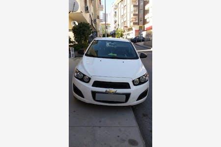 Kiralık Chevrolet Aveo 2012 , İstanbul Küçükçekmece