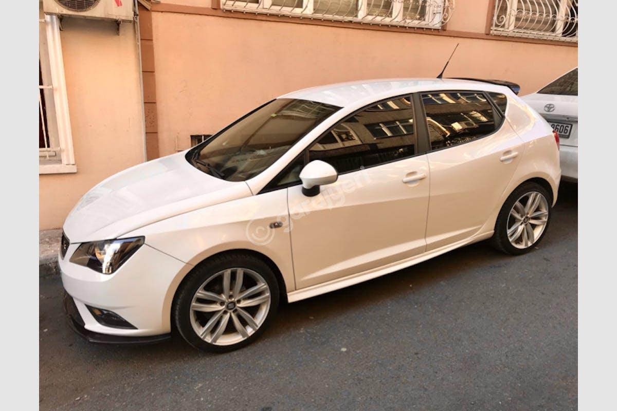Seat Ibiza Fatih Kiralık Araç 1. Fotoğraf