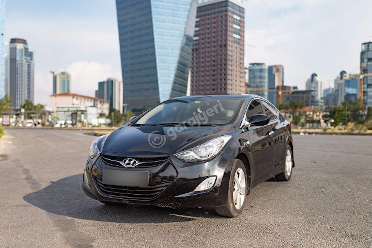 Hyundai Elantra Şişli Kiralık Araç 3. Fotoğraf