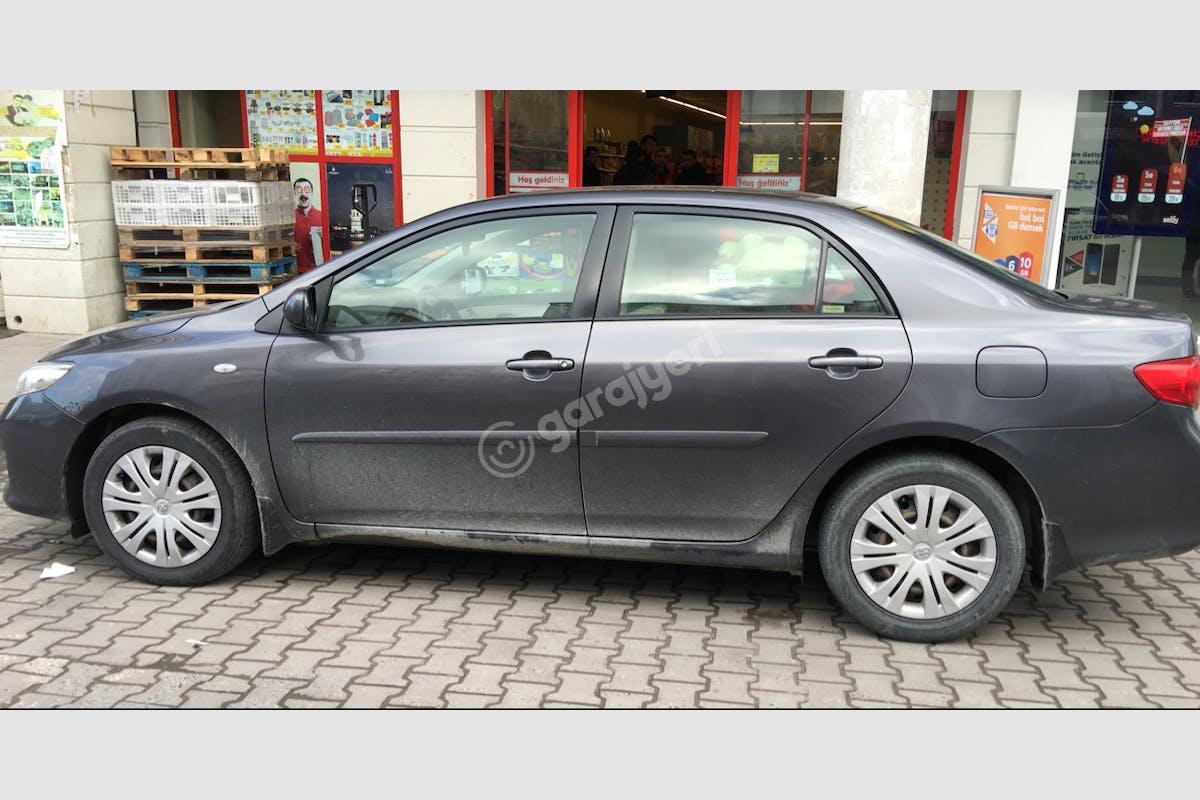 Toyota Corolla Başakşehir Kiralık Araç 3. Fotoğraf