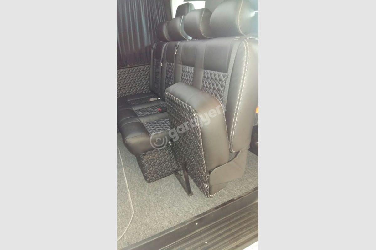 Volkswagen Transporter Kadıköy Kiralık Araç 4. Fotoğraf