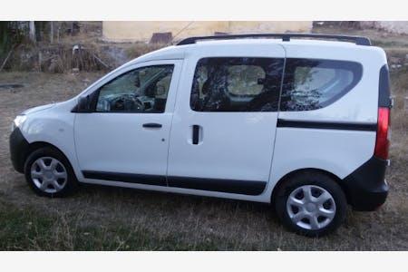 Kiralık Dacia Dokker , Sivas Merkez
