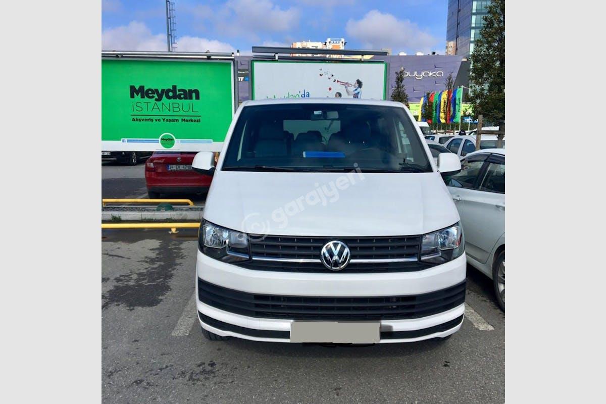 Volkswagen Transporter Kocasinan Kiralık Araç 1. Fotoğraf