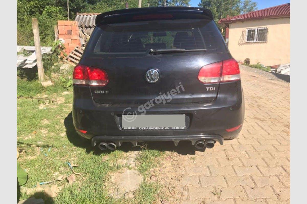 Volkswagen Golf Pendik Kiralık Araç 4. Fotoğraf