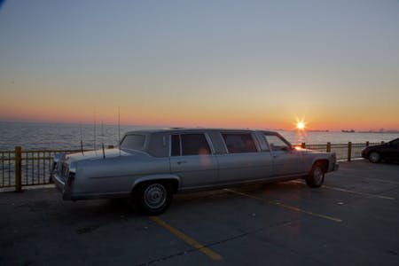 Kiralık Cadillac STS , İstanbul Fatih
