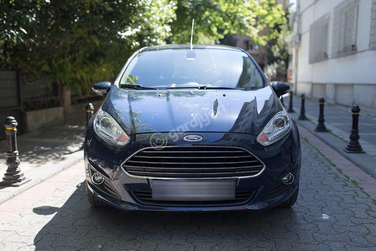 Ford Fiesta Beylikdüzü Kiralık Araç 3. Fotoğraf