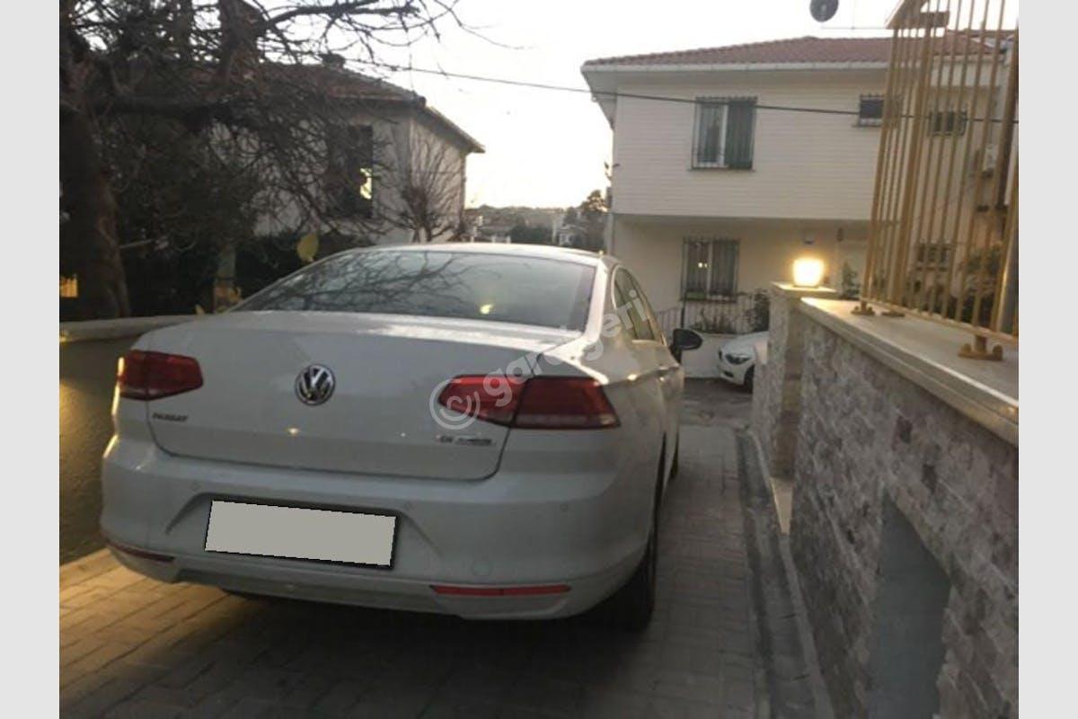 Volkswagen Passat Sarıyer Kiralık Araç 5. Fotoğraf