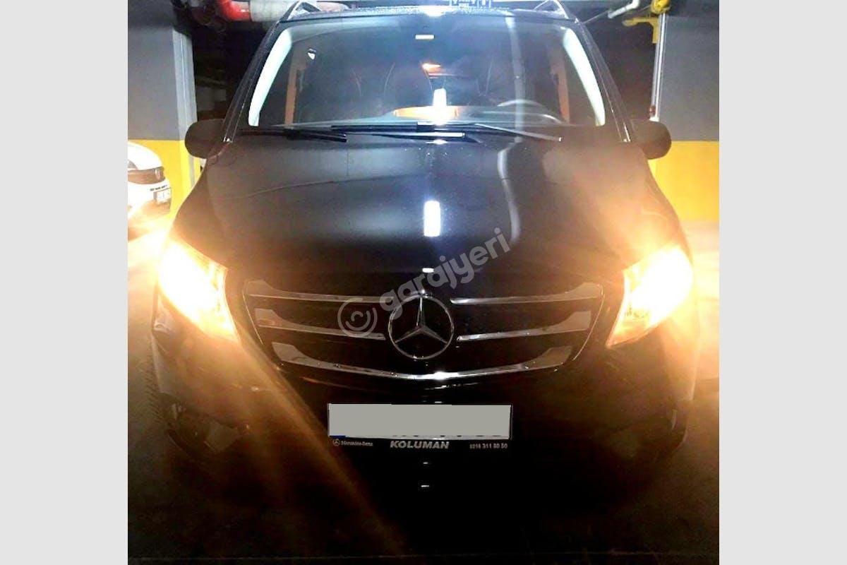 Mercedes - Benz Vito Sarıyer Kiralık Araç 4. Fotoğraf