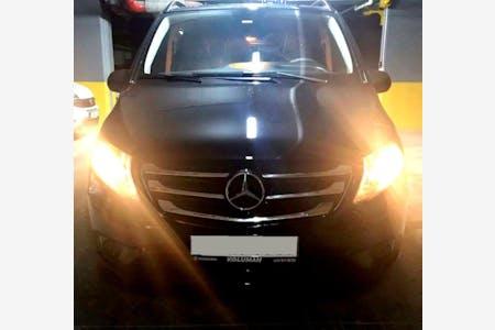 Kiralık Mercedes - Benz Vito 2017 , İstanbul Sarıyer