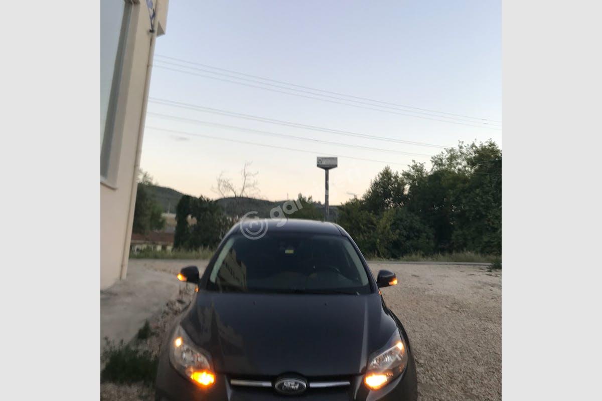 Ford Focus Gemlik Kiralık Araç 2. Fotoğraf