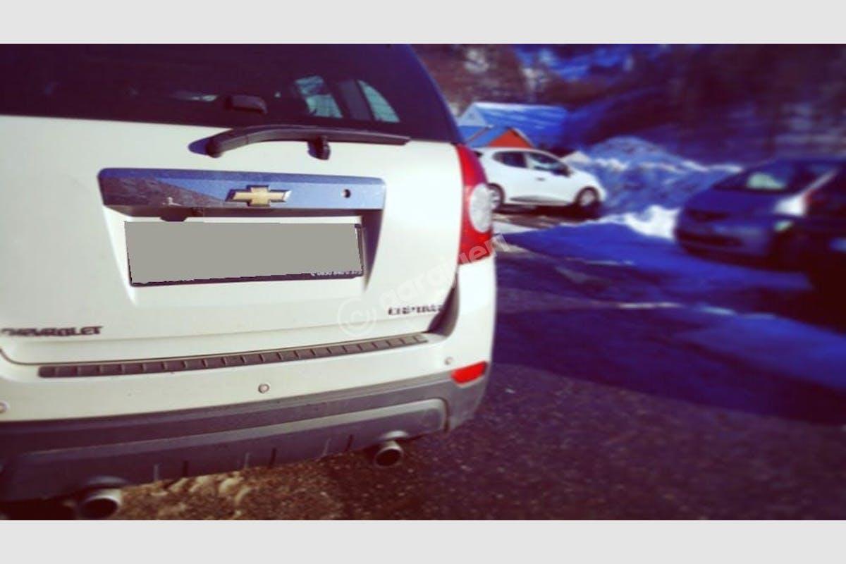 Chevrolet Captiva Kağıthane Kiralık Araç 2. Fotoğraf