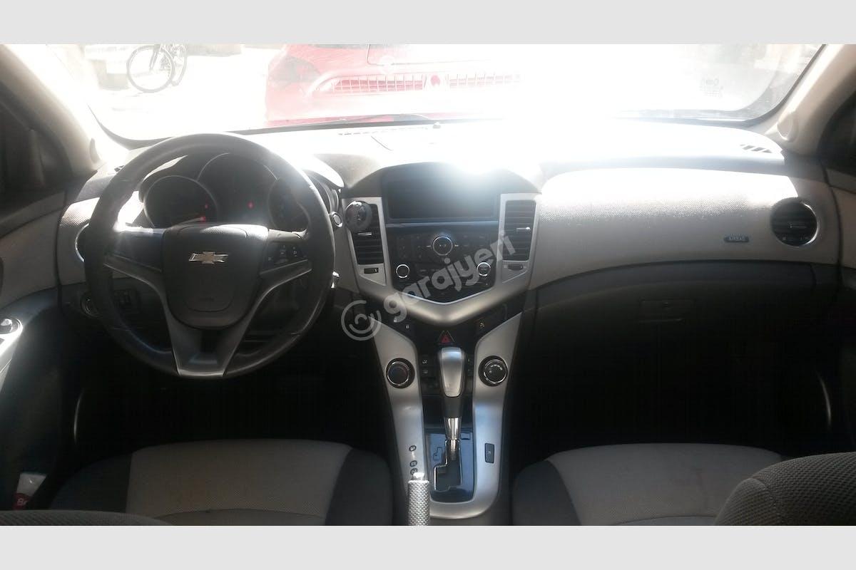 Chevrolet Cruze Bahçelievler Kiralık Araç 6. Fotoğraf
