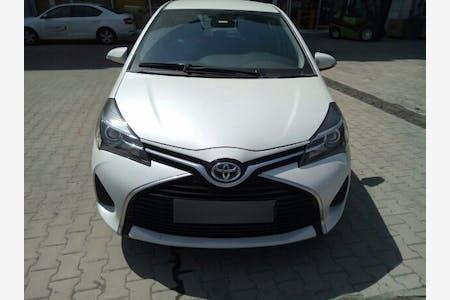 Toyota Yaris İstanbul Başakşehir Kiralık Araç