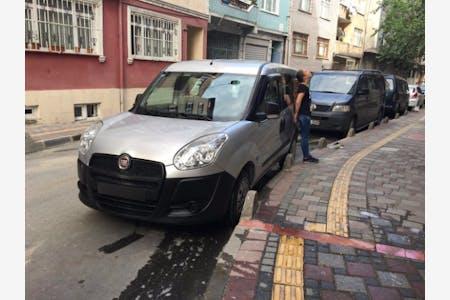 Kiralık Fiat Doblo , İstanbul Üsküdar