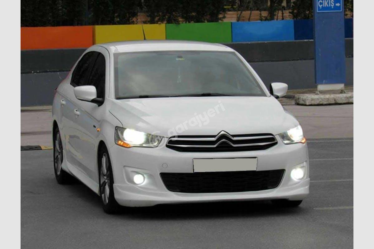 Citroën C-Elysee Çekmeköy Kiralık Araç 1. Fotoğraf
