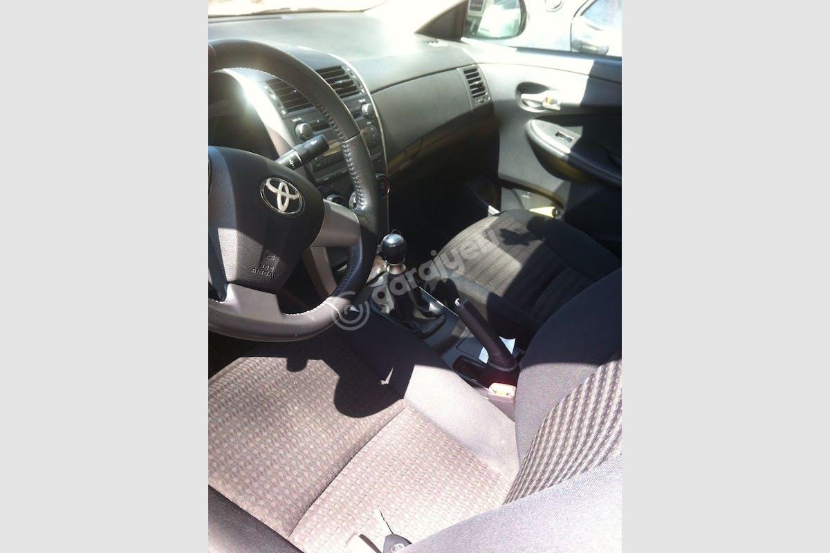 Toyota Corolla Mamak Kiralık Araç 1. Fotoğraf