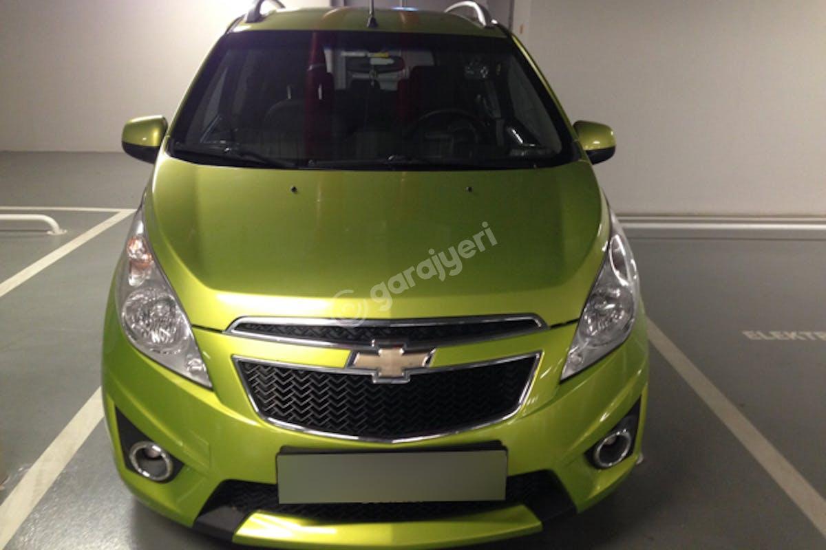 Chevrolet Spark Tuzla Kiralık Araç 1. Fotoğraf