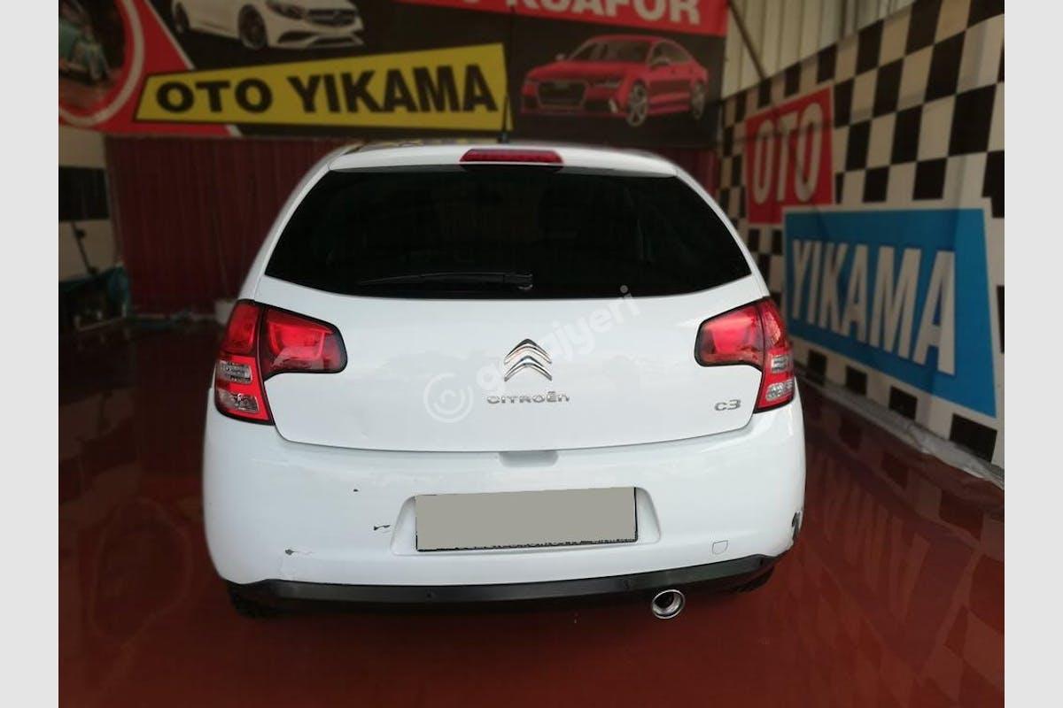 Citroën C3 Çayırova Kiralık Araç 4. Fotoğraf
