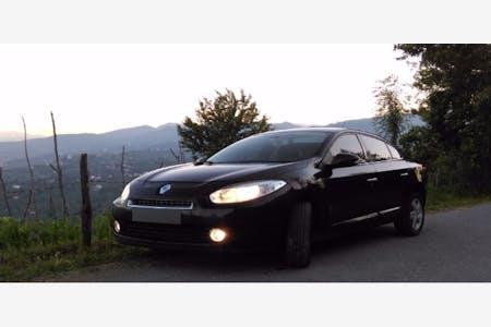 Kiralık Renault Fluence , Trabzon Ortahisar