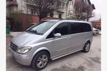 Kiralık Mercedes - Benz Viano , Van İpekyolu