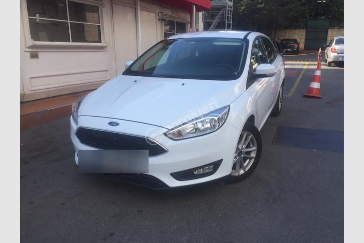 Ford Focus Üsküdar Kiralık Araç 6. Fotoğraf