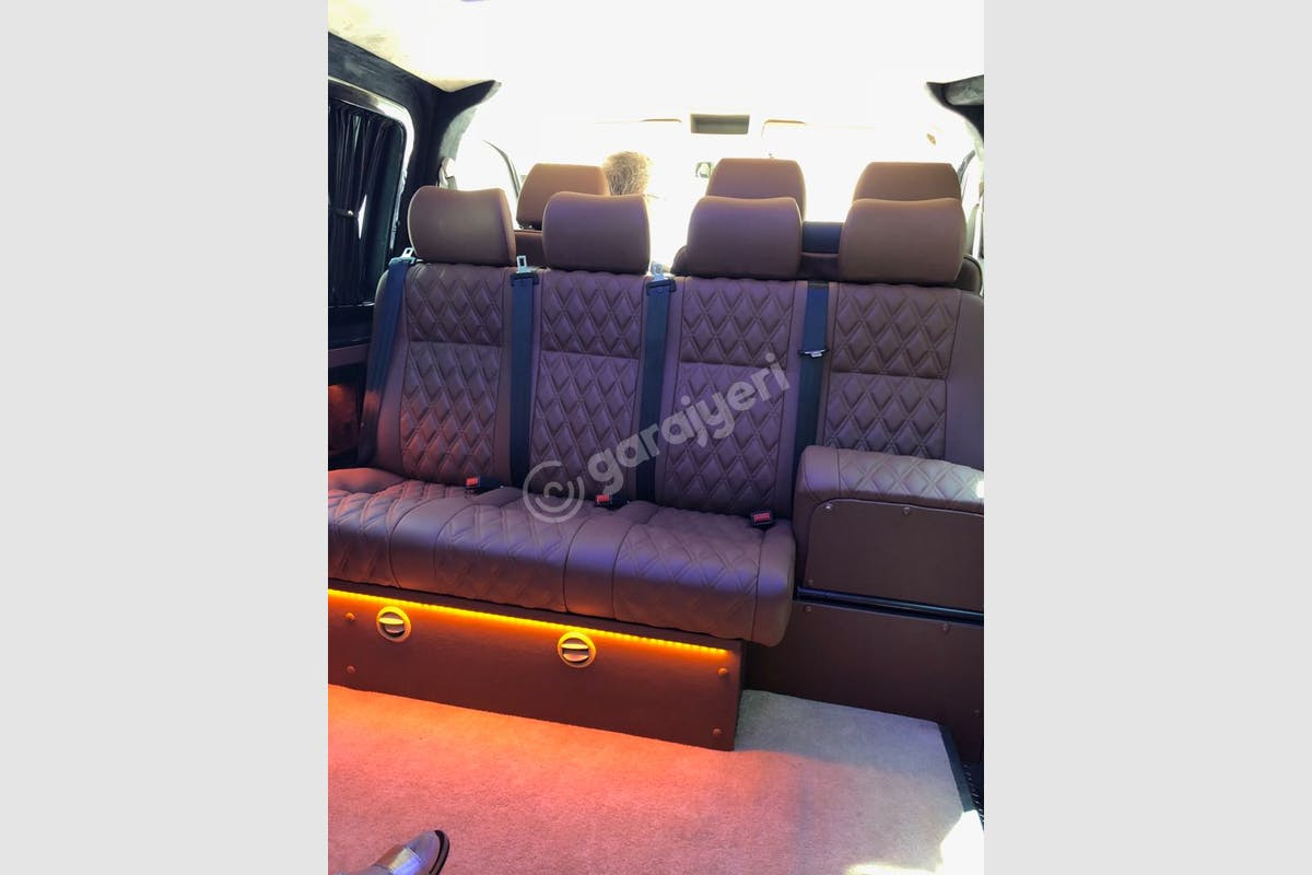 Volkswagen Transporter Pendik Kiralık Araç 7. Fotoğraf