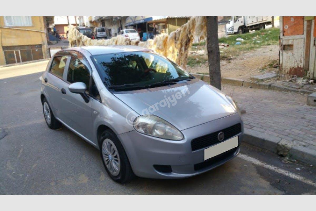 Fiat Punto Sultangazi Kiralık Araç 1. Fotoğraf
