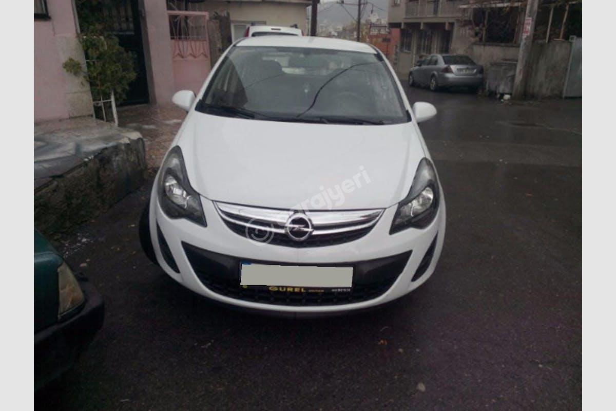 Opel Corsa Bayraklı Kiralık Araç 2. Fotoğraf