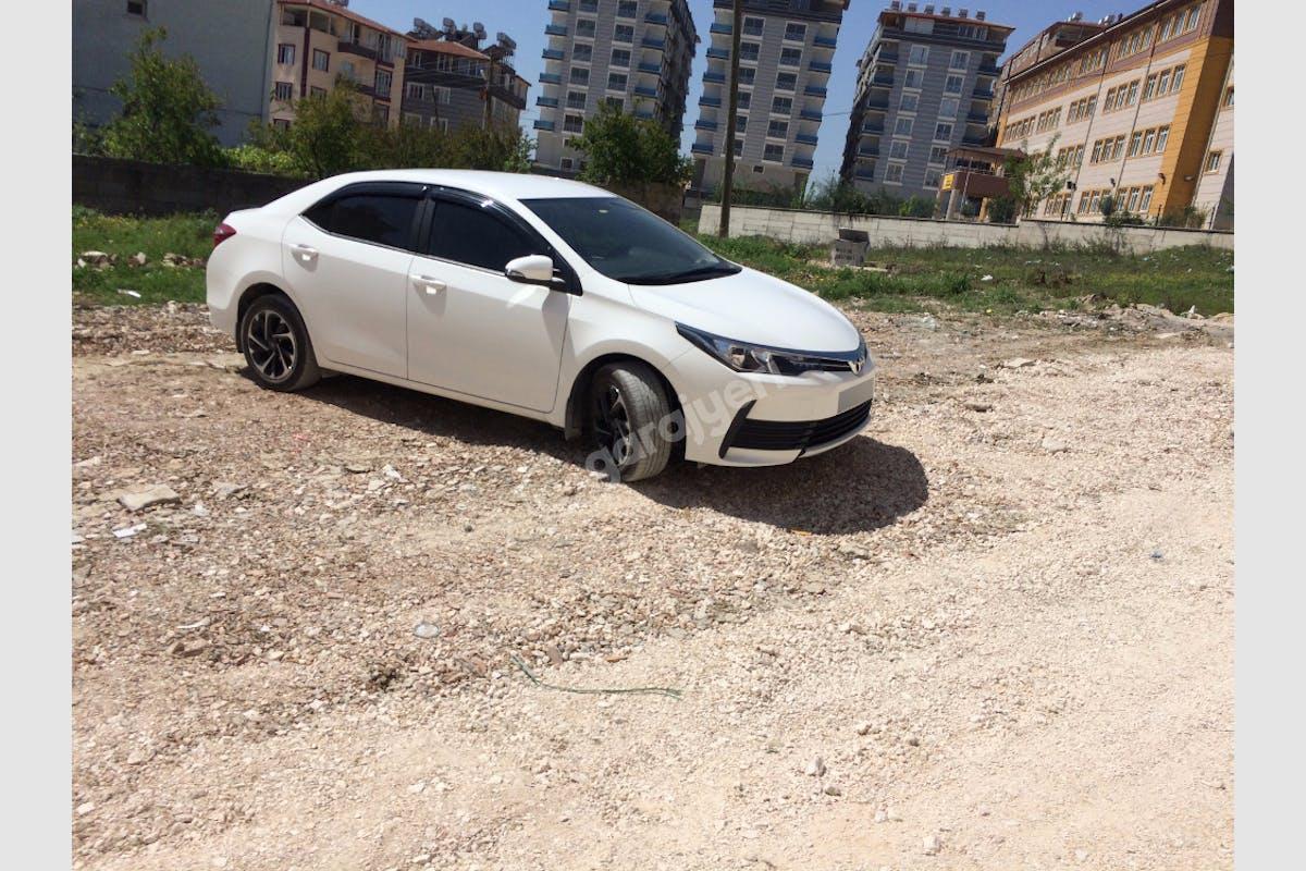 Toyota Corolla Antakya Kiralık Araç 2. Fotoğraf