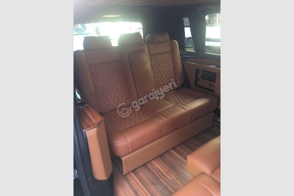 Mercedes - Benz Vito Fatih Kiralık Araç 10. Fotoğraf