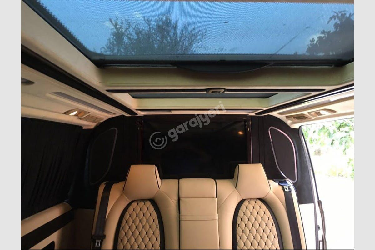 Mercedes - Benz Viano Sultanbeyli Kiralık Araç 1. Fotoğraf