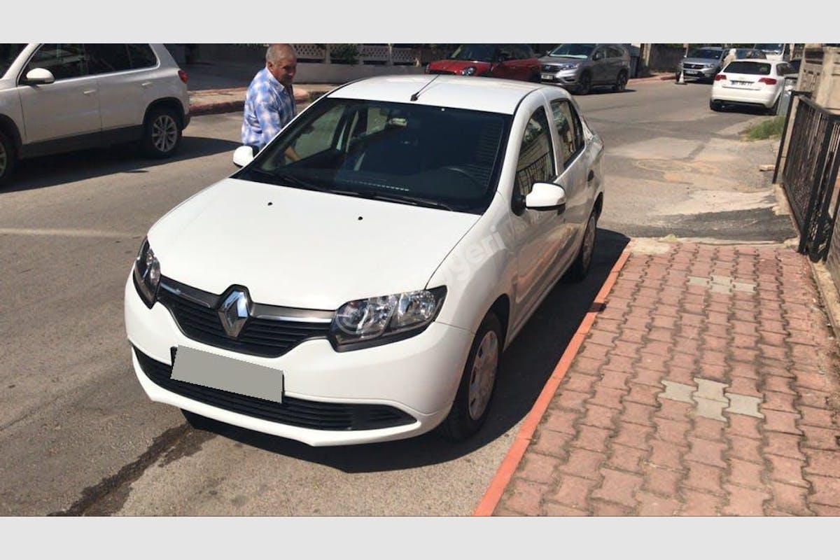 Renault Symbol Kepez Kiralık Araç 1. Fotoğraf