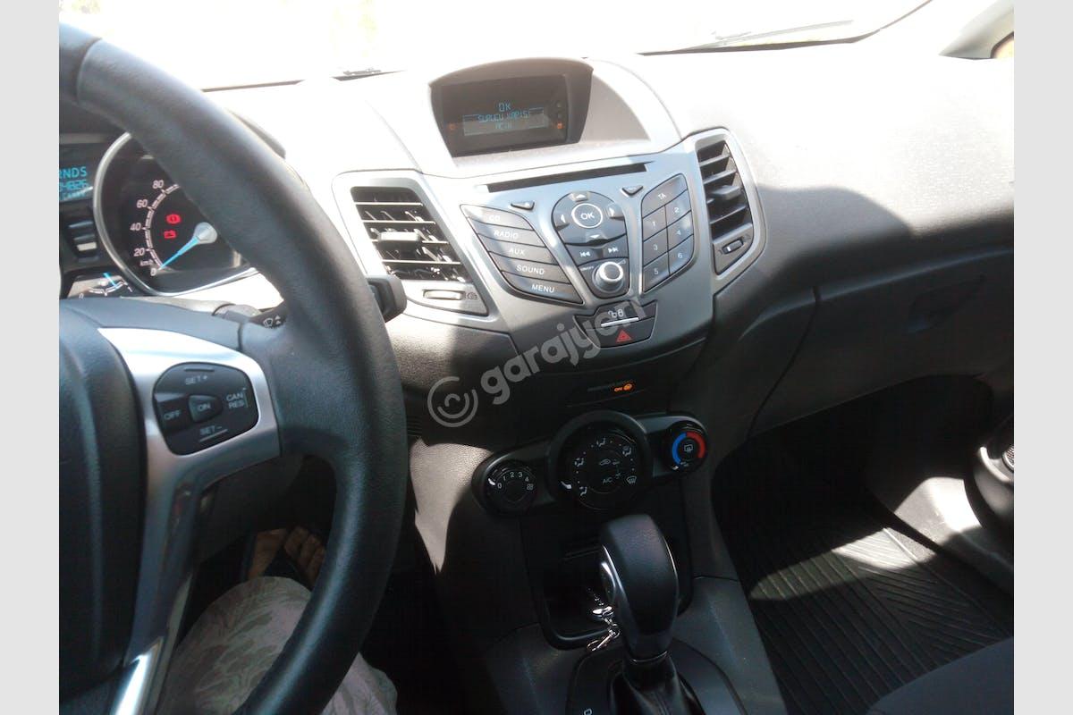 Ford Fiesta Onikişubat Kiralık Araç 3. Fotoğraf