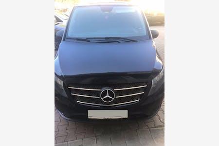 Kiralık Mercedes - Benz Vito , İstanbul Maltepe