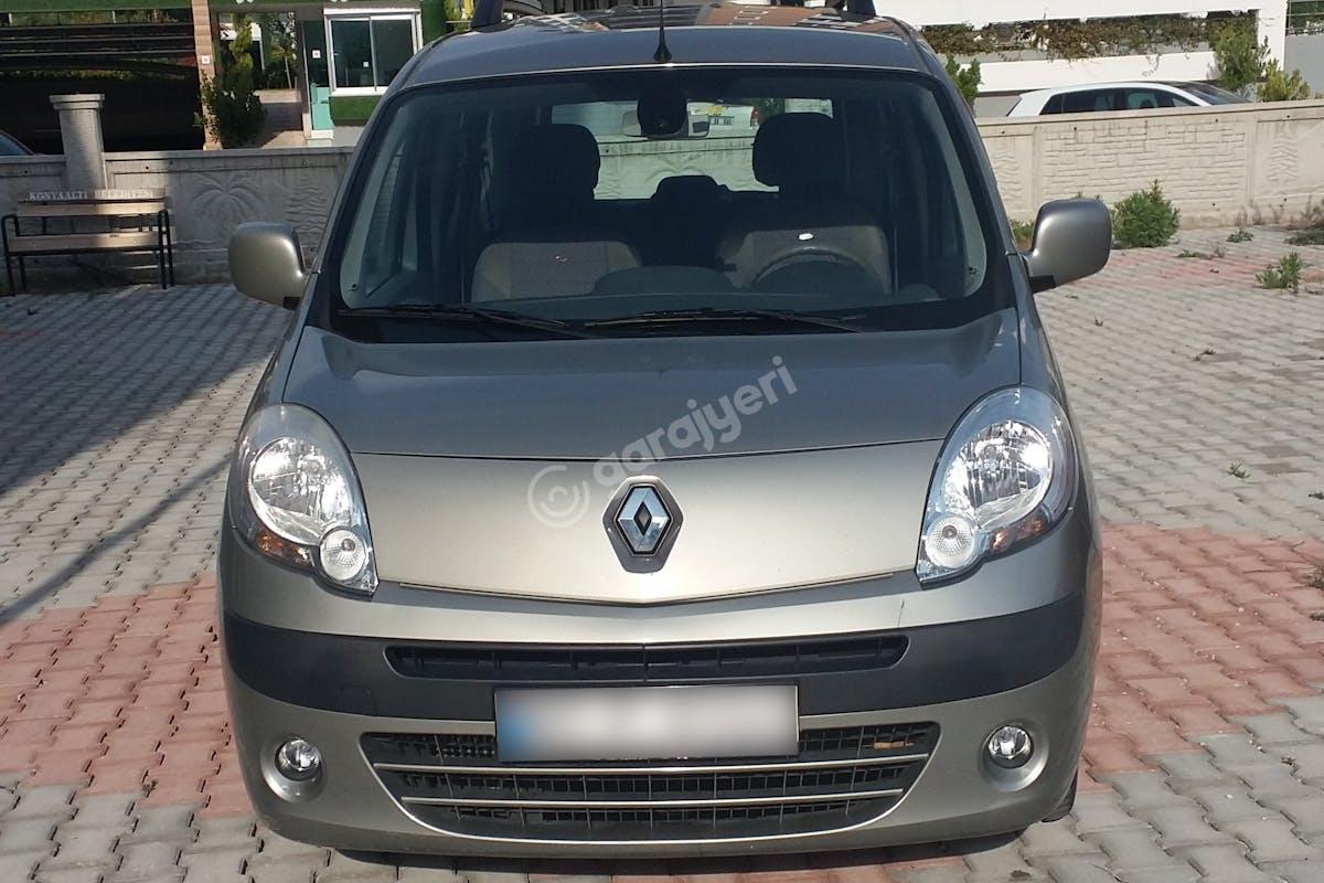 Renault Kangoo Konyaaltı Kiralık Araç 1. Fotoğraf