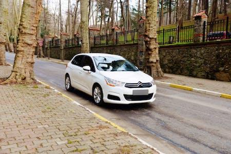 Kiralık Citroën C4 , İstanbul Kadıköy