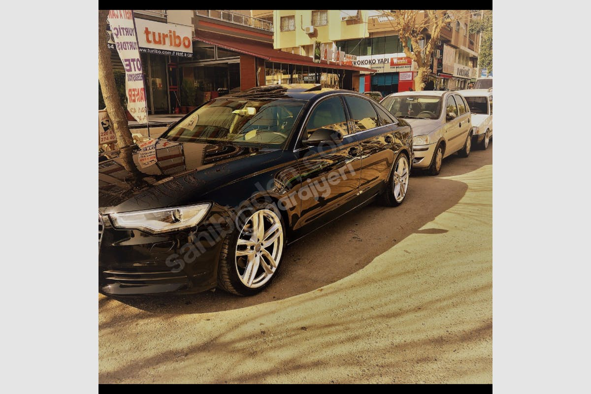Audi A6 Seyhan Kiralık Araç 4. Fotoğraf