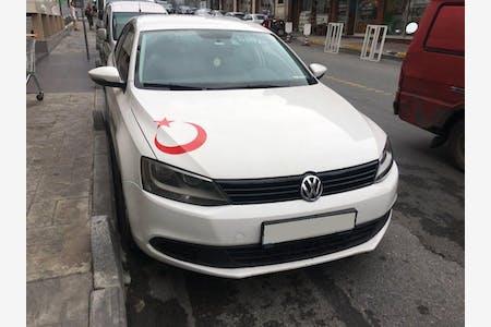 Kiralık Volkswagen Jetta , İstanbul Fatih