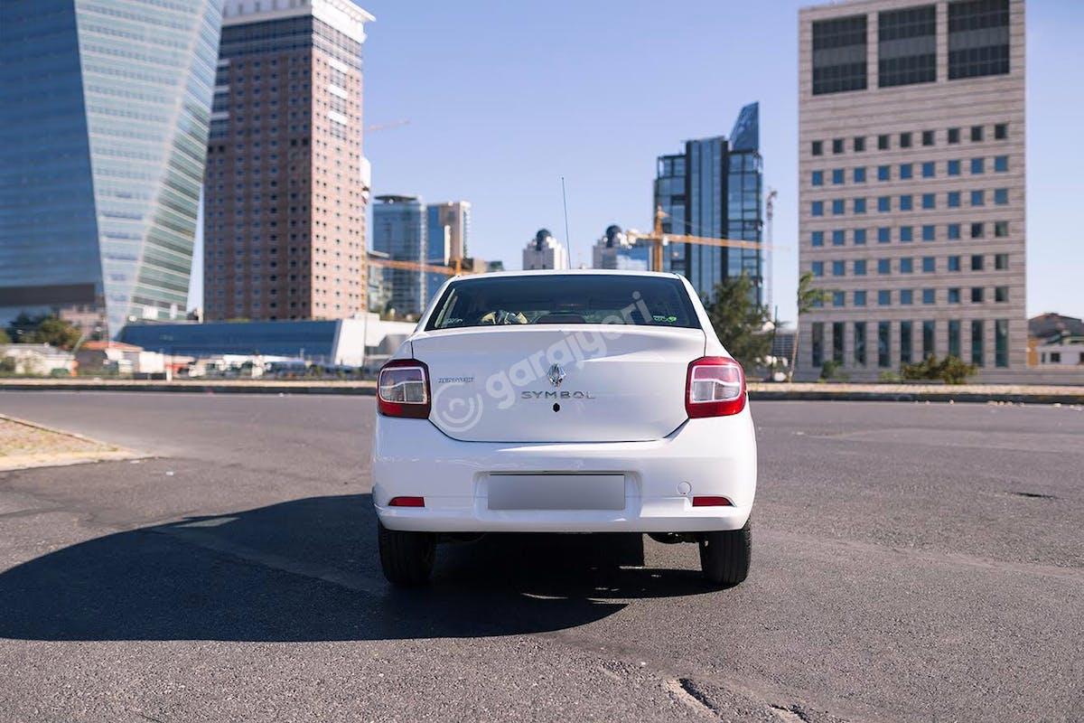 Renault Symbol Şişli Kiralık Araç 8. Fotoğraf