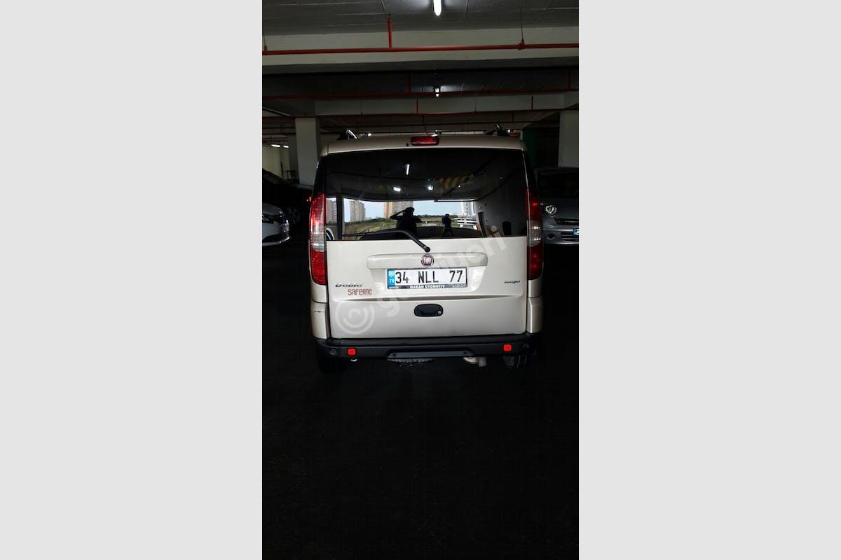 Fiat Doblo Kadıköy Kiralık Araç 3. Fotoğraf