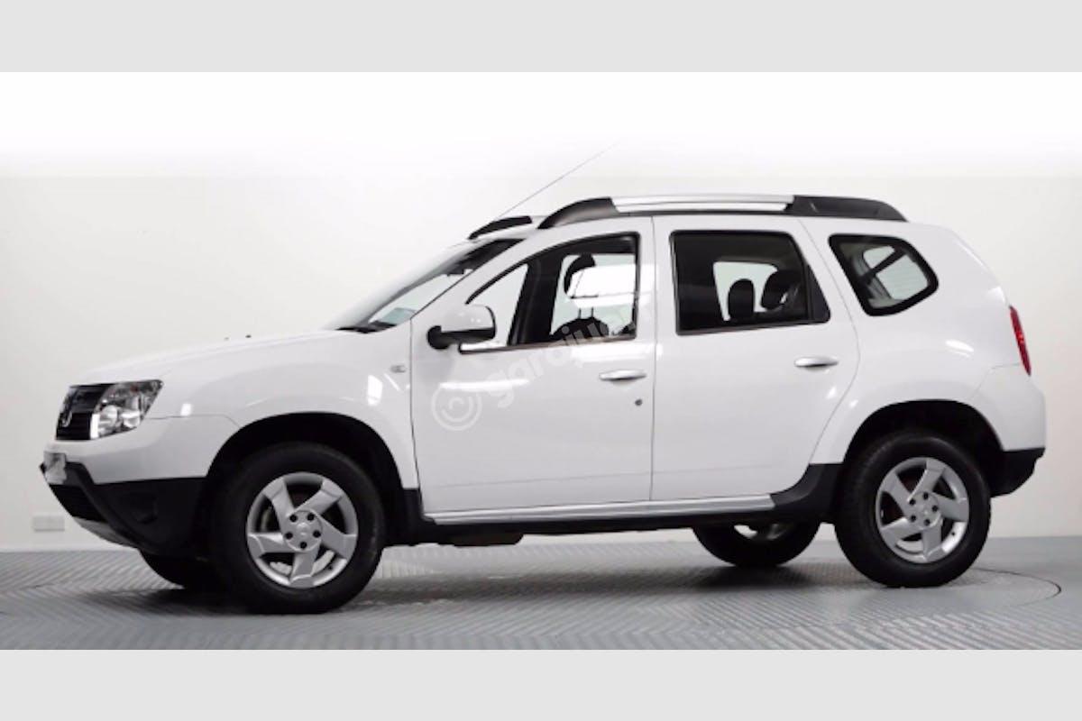 Dacia Duster Merkezefendi Kiralık Araç 3. Fotoğraf