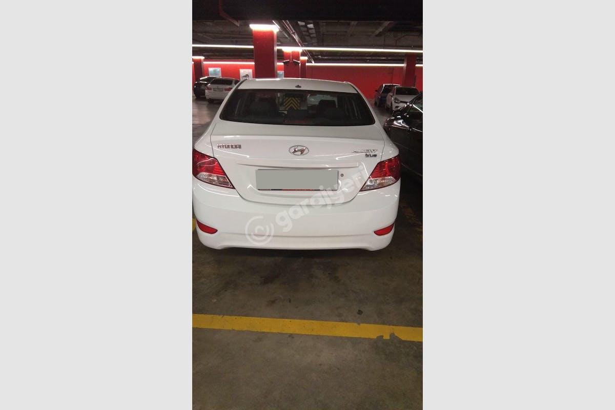 Hyundai Accent Blue Çekmeköy Kiralık Araç 4. Fotoğraf