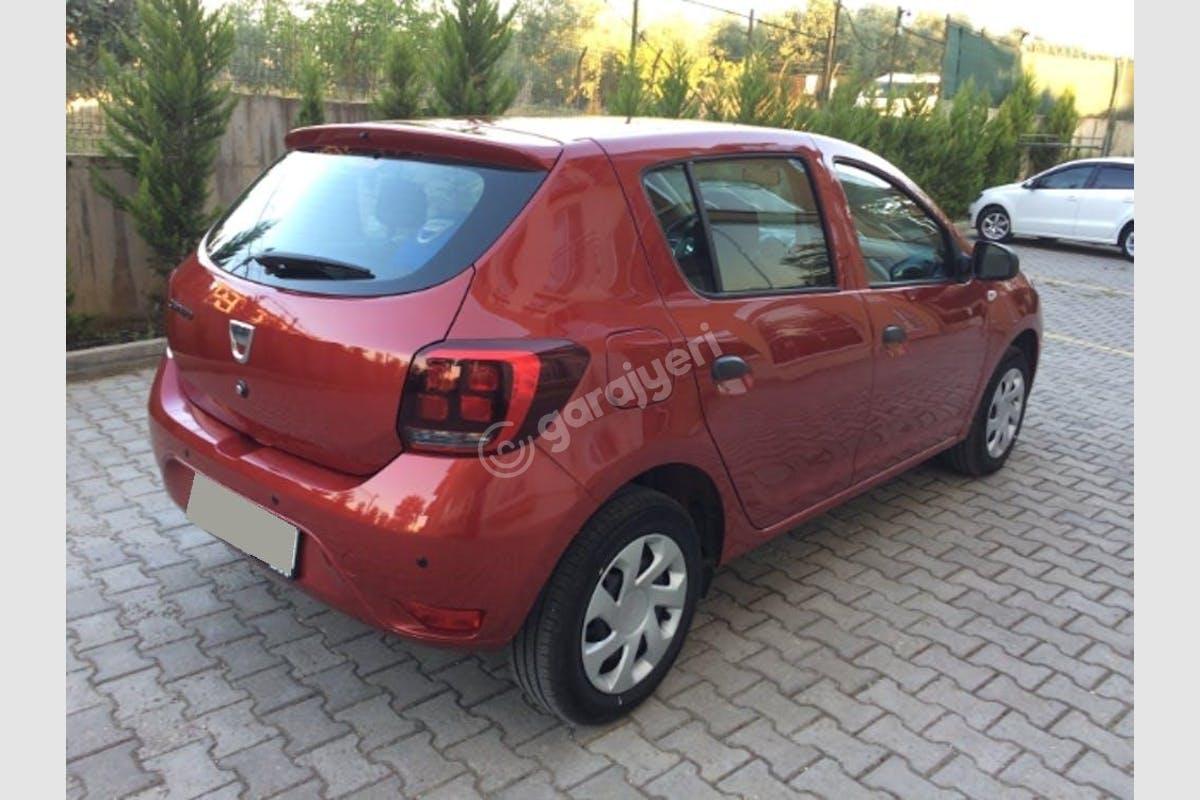 Dacia Sandero Osmangazi Kiralık Araç 2. Fotoğraf
