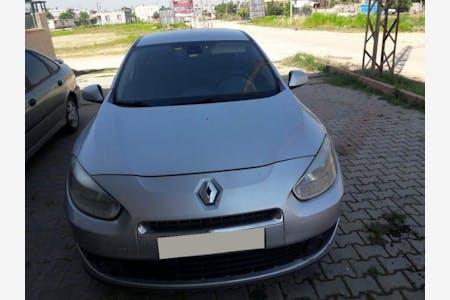 Kiralık Renault Fluence 2014 , Ankara Polatlı
