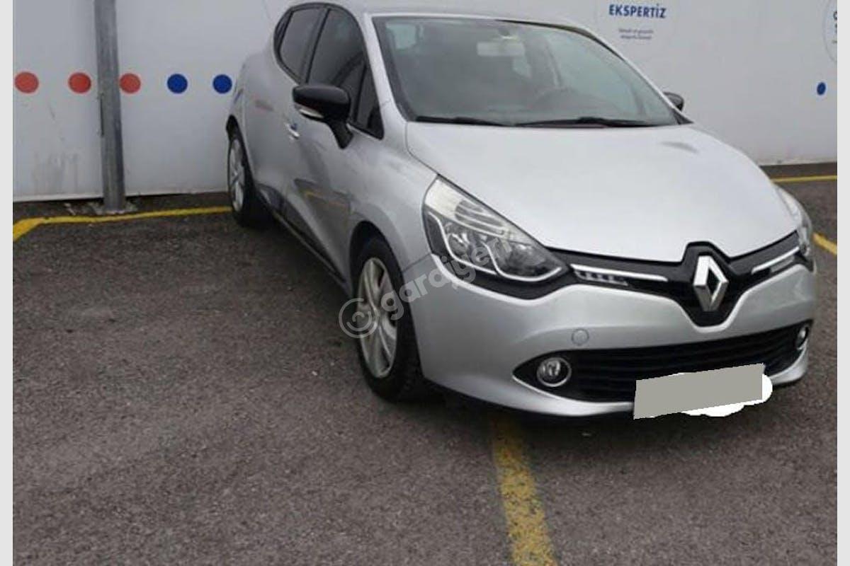 Renault Clio Tuzla Kiralık Araç 2. Fotoğraf