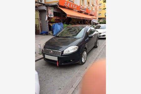 Kiralık Fiat Linea 2009 , İstanbul Bahçelievler