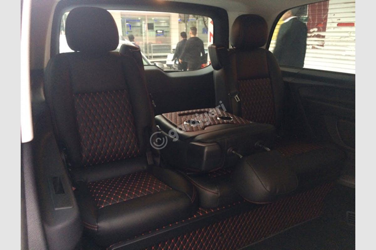 Mercedes - Benz Vito Güngören Kiralık Araç 4. Fotoğraf
